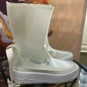 AF1 SAGE HI LX PHANTOM WHITE BOOTS FORCE